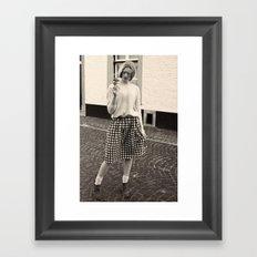 Aimee Framed Art Print
