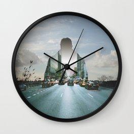 ONE too MANY Wall Clock