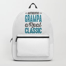 Gift for Grampa Backpack