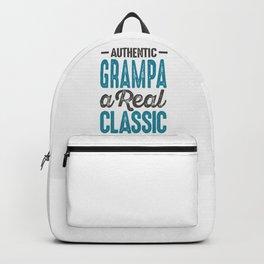 Gift for Grampa Backpack