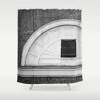 theatre Shower Curtains featuring Theatre in a Wall by cinema4design