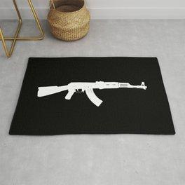 AK-47 Rug