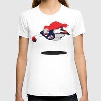 england T-shirts featuring NEW ENGLAND by dapperdesignz