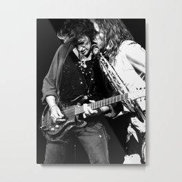 Steven & Joe Metal Print