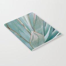 Minimalist Agave Notebook