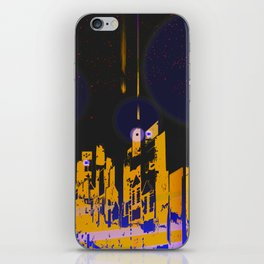 The Influencers Urban Totems iPhone Skin