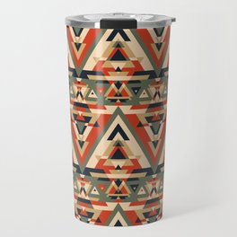 But I'm 1/64 Cherokee Seamless Pattern Travel Mug
