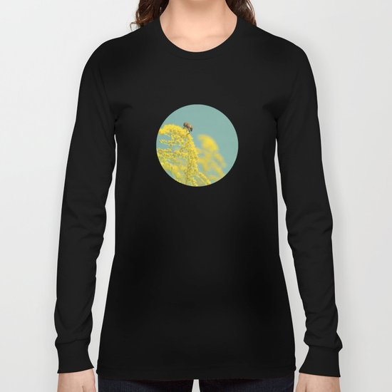 Happy Be(e) Long Sleeve T-shirt