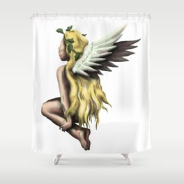 Fairy #2 Shower Curtain