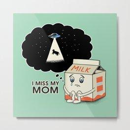 I miss my mom Metal Print