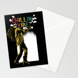 Chilling Vibe Stationery Cards