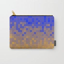 Pixel colour Carry-All Pouch