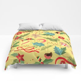 Christmas Pattern 3 Comforters