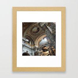 I Gesuiti, Jesuit Church in Venice Framed Art Print