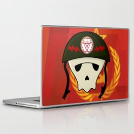 Russian skull Laptop & iPad Skin