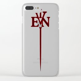 VEIN Clear iPhone Case