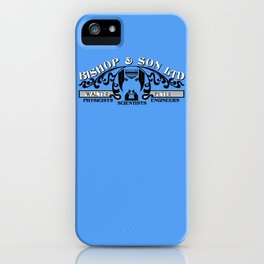 Bishop & Son Ltd iPhone Case