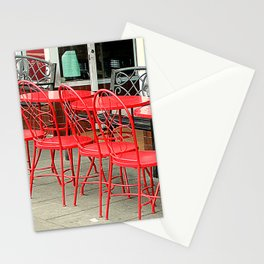 Not Quite Lunchtime Stationery Cards