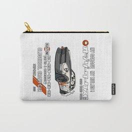 Crazy Car Art 0125 Carry-All Pouch