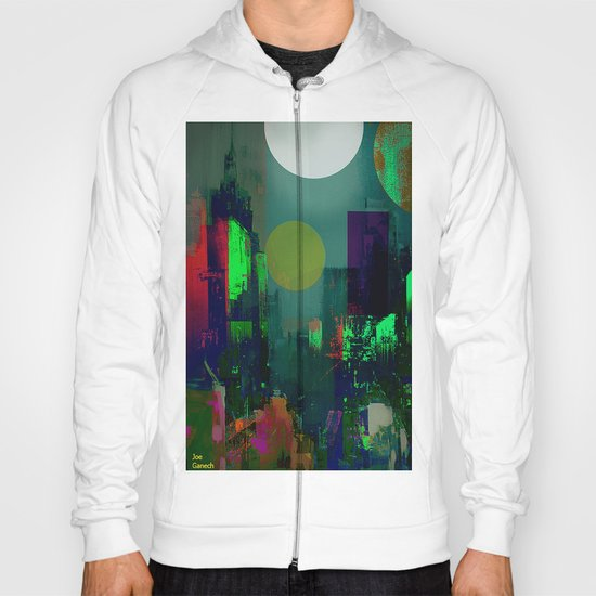 Electric city Hoody