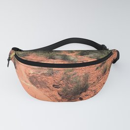 Red Path Fanny Pack
