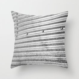 Grain Bin 2 Throw Pillow