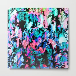 Colors and Vibes 5 Metal Print