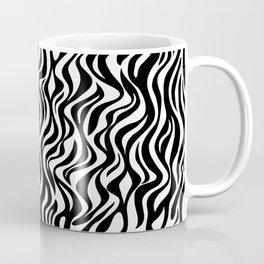 Zebra Skin Print Coffee Mug