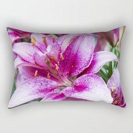 Asiatic Lily 22 Rectangular Pillow