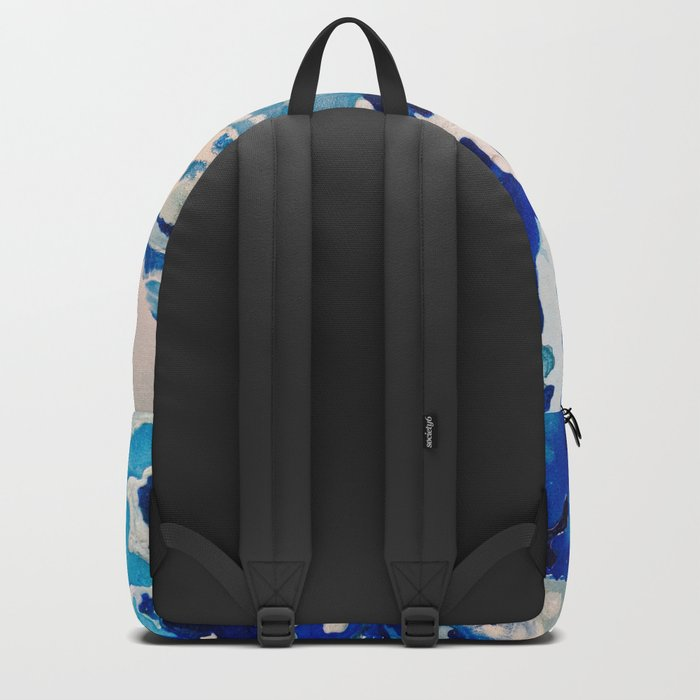 Our Ice Is Melting Backpack