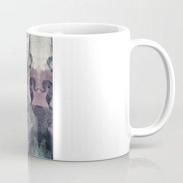 Ashitaka Demon Watercolor Digital Painting Coffee Mug