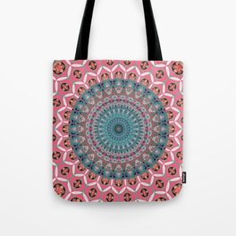 Sweet Elegant Boho Mandala Tote Bag