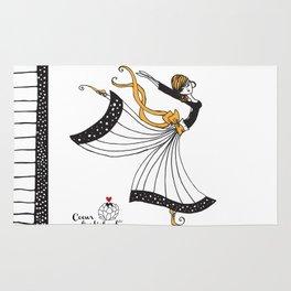 Sophia Butterfly Dancer Rug