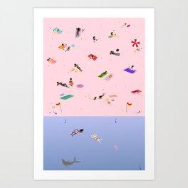 Coogee Beach Kunstdrucke