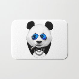 Cool Panda Bath Mat
