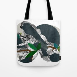 Bird Tote Bag