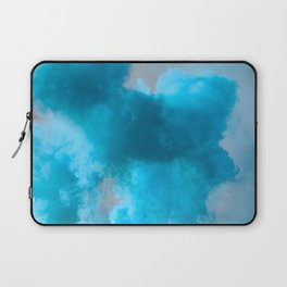 Blue smoke Laptop Sleeve