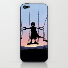 Magneto Kid iPhone & iPod Skin