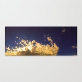 waking moments Canvas Print