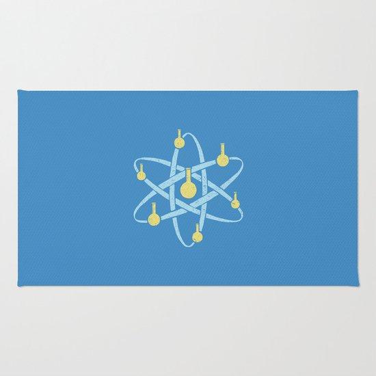 Atomic Tube Rug