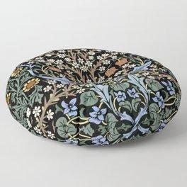 Blackthorn by John Henry Dearle for William Morris Floor Pillow