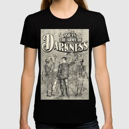 Army of Darkness Anachronism Print T-shirt