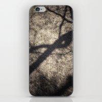 shadow iPhone & iPod Skins featuring Shadow by Maria Heyens