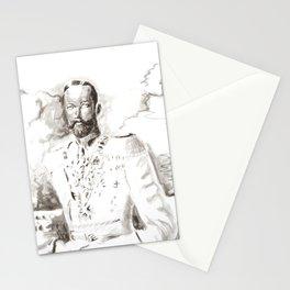 Fantastic Man in Uniform Stationery Cards