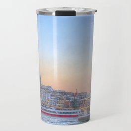 The Bosphorus Istanbul Travel Mug