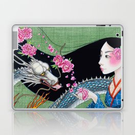 Ancient Whispers Laptop & iPad Skin