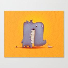 Little lover Canvas Print