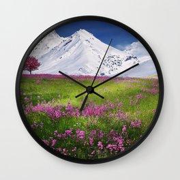 Perfect Nordic Wall Clock