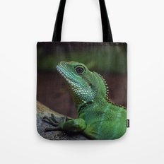 Lizzard Tote Bag