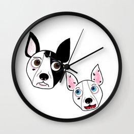 Ciccio + Barkley Wall Clock